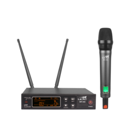 micrófonos inalambricos wireless microphones public address PA audio y megafonía