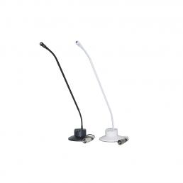 micrófonos de sobremesa desktop microphone for audio and public address systems PA equipos y sistemas de megafonía