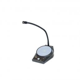 pagging desks pupitres microfónicos para aplicaciones de audio y megafonía public address PA