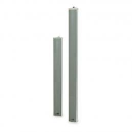 gama de columnas de acústicas UDE para aplicaciones de audio y megafonía