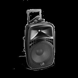 equipo de megafonía portatil para exteriores portable public addres PA