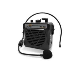 sistema portátil de megafonía 10W portable public address for voice reinforcement